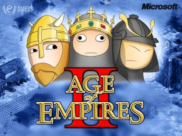 Age Of Empires II Cartoon